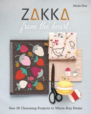 Zakka from the Heart Minki Kim 9781617458514
