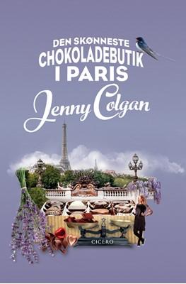 Den skønneste chokoladebutik i Paris Jenny Colgan 9788763865401