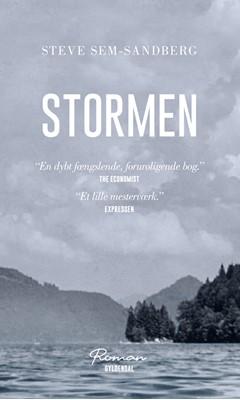 Stormen Steve Sem-Sandberg 9788702259421