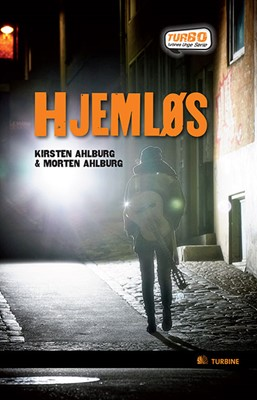 Hjemløs Morten Ahlburg, Kirsten Ahlburg 9788740661774