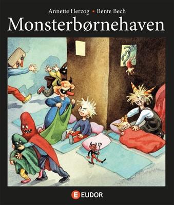 Monsterbørnehaven Annette Herzog 9788793608771