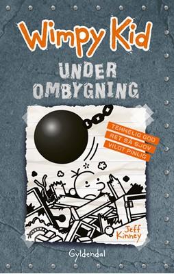 Wimpy Kid 14 - Under ombygning Jeff Kinney 9788702277104