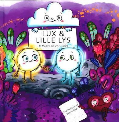 Lux & Lille Lys Maiken Gesche Nickel 9788797010747