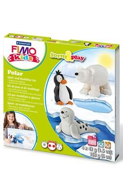 "FIMO Kids sæt, ""Polar""  4007817032565"