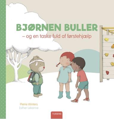 Bjørnen Buller Pierre Winters 9788740660524