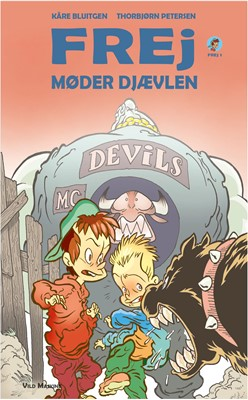 Frej møder djævlen Kåre Bluitgen 9788772270043