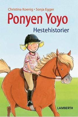 Ponyen Yoyo Christina Koenig 9788772248806