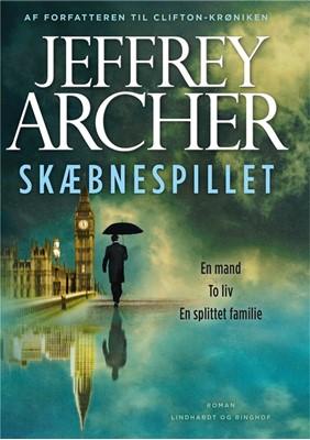 Skæbnespillet Jeffrey Archer 9788711902899