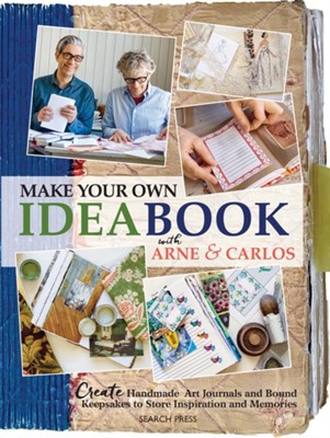Make Your Own Ideabook with Arne & Carlos Carlos Zachrison, Arne Nerjordet, Arne & Carlos 9781782214120
