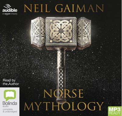 Norse Mythology Neil Gaiman 9781489452443