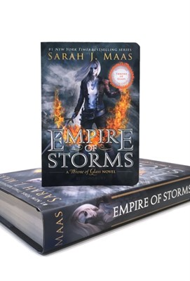Empire of Storms Miniature Character Collection Sarah J. Maas 9781547604364