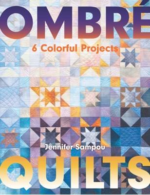 Ombre Quilts Jennifer Sampou 9781617459139