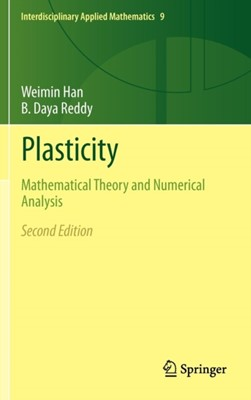 Plasticity B. Daya Reddy, Weimin Han 9781461459392