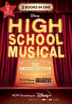 HSMTMTS: High School Musical: The Encore Edition Junior Novelization Bind-up Disney Book Group, Disney Books 9781368059107
