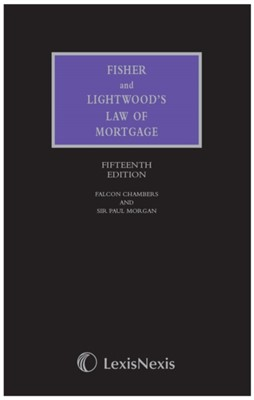 Fisher and Lightwood's Law of Mortgage  9781474312943