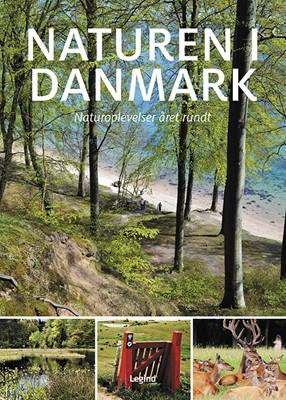 Naturen i Danmark Søren Olsen 9788771558326