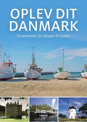 Oplev dit Danmark Søren Olsen 9788771558319