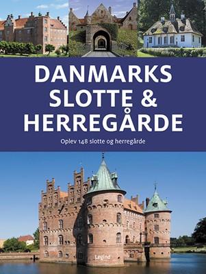 Danmarks slotte & herregårde Jørgen Hansen 9788771557053