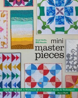 Mini Masterpieces Alyce Blyth 9781940655390