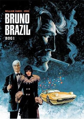 Bruno Brazil: Bog 1 Vance, Greg 9788770211109