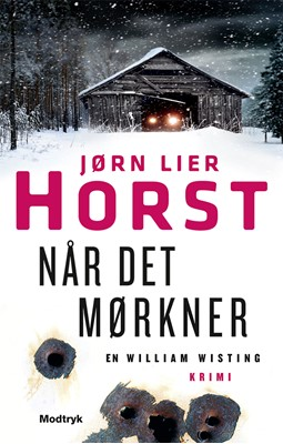 Når det mørkner Jørn Lier Horst 9788770073028