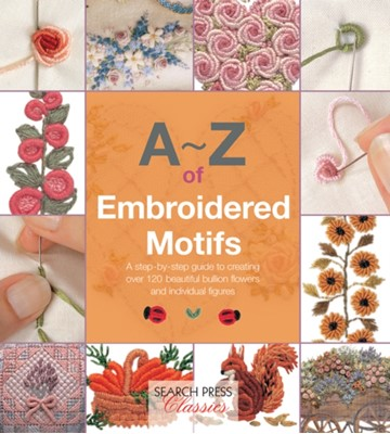 A-Z of Embroidered Motifs Country Bumpkin Publications, Country Bumpkin 9781782211679