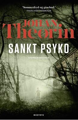 Sankt psyko Johan Theorin 9788770072878