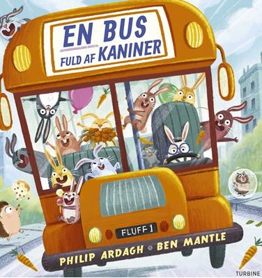 En bus fuld af kaniner Philip Ardagh 9788740660777