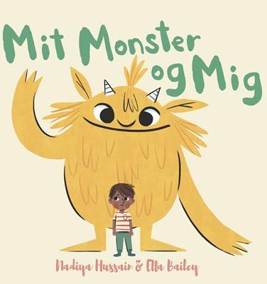 Mit monster og mig Nadiya Hussain 9788740661163