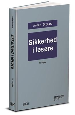 Sikkerhed i løsøre Anders Ørgaard 9788761941565