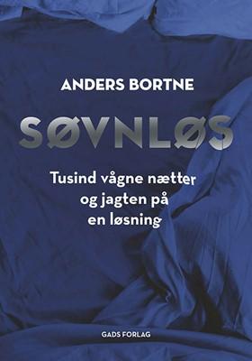 Søvnløs Anders Bortne 9788712059431