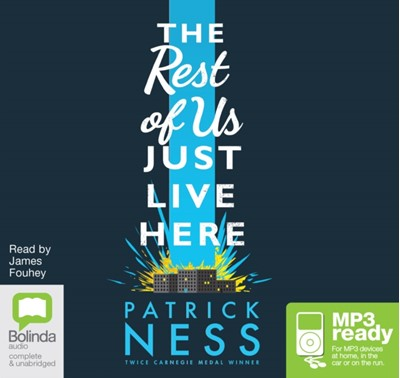The Rest of Us Just Live Here Patrick Ness 9781489078056