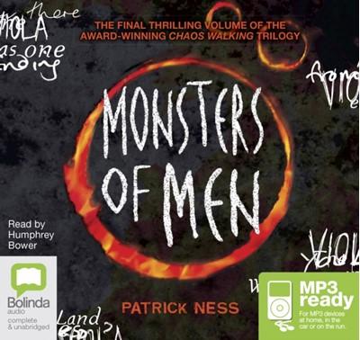 Monsters of Men Patrick Ness 9781742677330