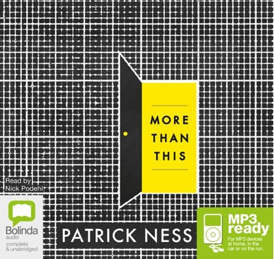 More Than This Patrick Ness 9781486201860