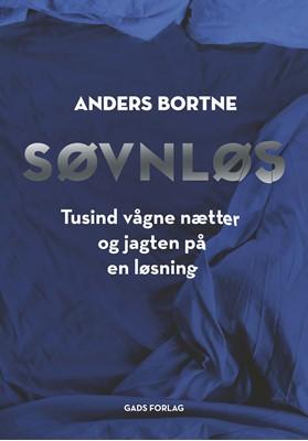 Søvnløs Anders Bortne 9788712059448