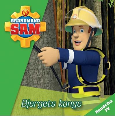 Brandmand Sam: Bjergets konge R. J. M. Lee, D. Jones, D. Gingell 9788770450102
