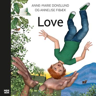 Love Anne-Marie Donslund 9788726388657