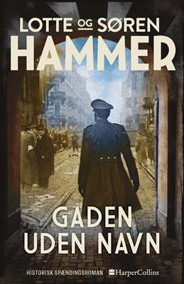 Gaden uden navn Lotte Hammer, Søren Hammer 9788771916966
