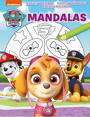 Mandalas Nickelodeon Paw Patrol Skye  9788771316049