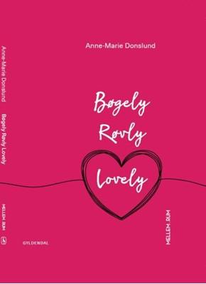 Bøgely Røvly Lovely Anne-Marie Donslund 9788762519206