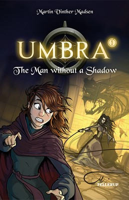 Umbra #1: The Man without a Shadow Martin Vinther Madsen 9788758838199