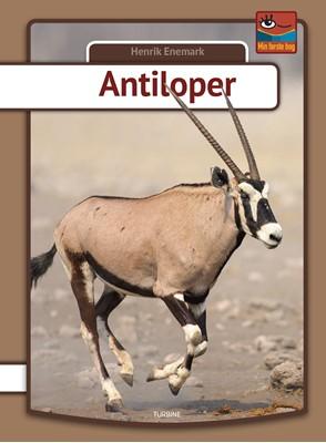 Antiloper Henrik Enemark 9788740661651