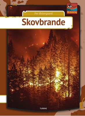 Skovbrande Per Østergaard 9788740660425
