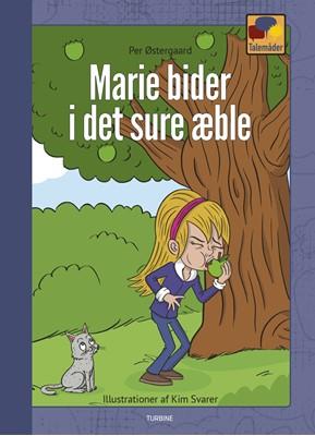 Marie bider i det sure æble Per Østergaard 9788740660500