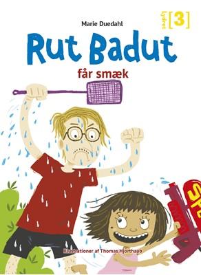 Rut Badut får smæk Marie Duedahl 9788740658996