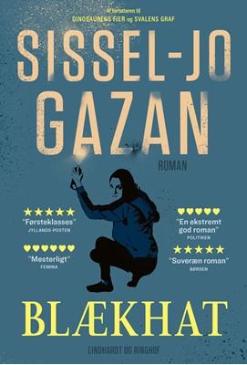 Blækhat Sissel-Jo Gazan 9788711983577