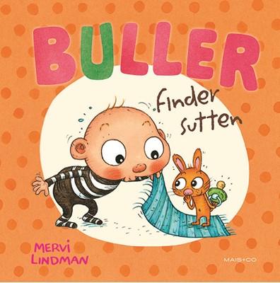 Buller finder sutten Mervi Lindman 9788793723320