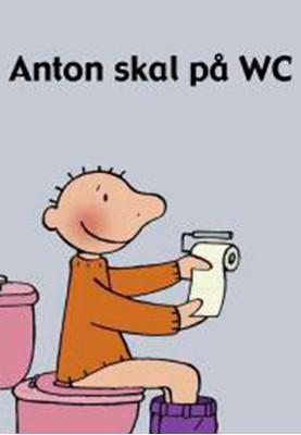 Anton skal på WC Annemie Berebrouckx 9788772248769