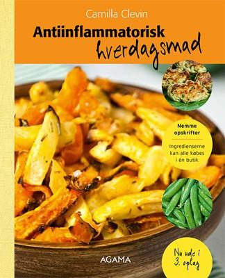 Antiinflammatorisk hverdagsmad Camilla Clevin 9788793231870