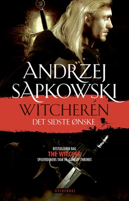 THE WITCHER 1 Andrzej Sapkowski 9788702185324
